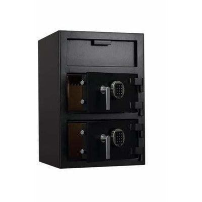 Protex Safes Deposit Safe Protex Depository Safe - FDD-3020 II - B-Rated Double Door Drop Safe - Best for multiple users FDD-3020 II