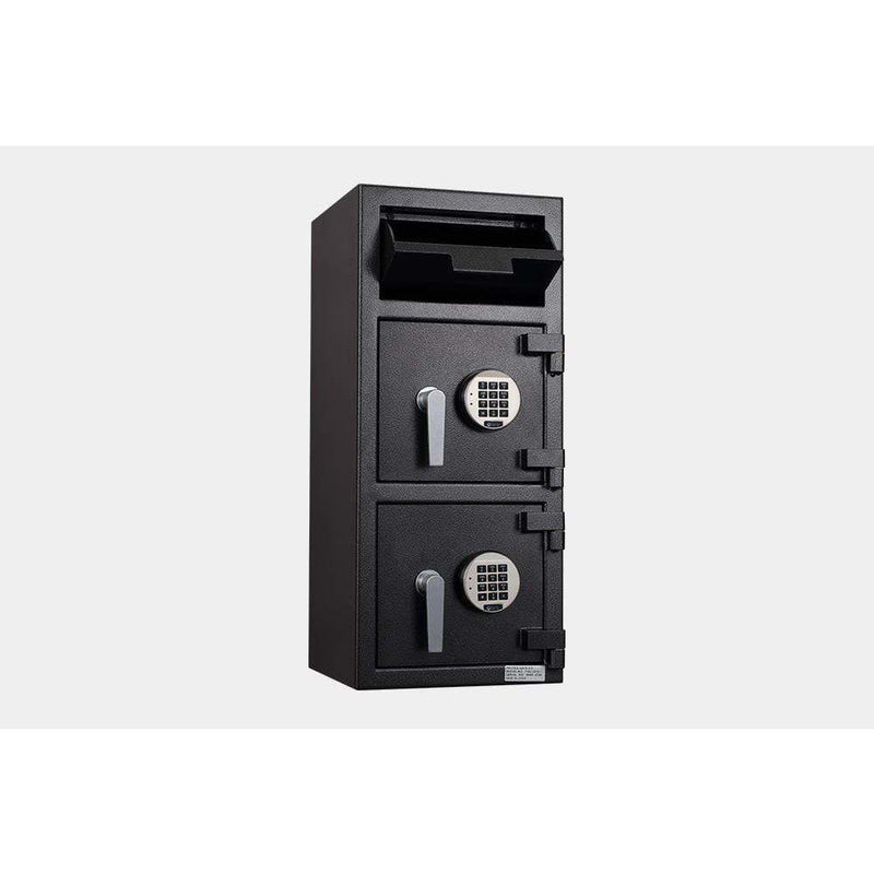 Protex Safes Deposit Safe Protex Depository Safe - FDD-3214 II - B-Rated Double Door Drop Safe - Best for multiple users FDD-3214 II