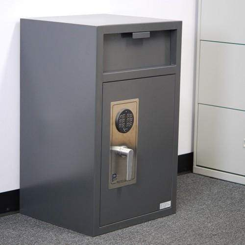 Protex Safes Deposit Safe Protex Depository Safe - HD-9150D II - B-Rated Drop Safe with SecuRam electronic lock HD-9150D II