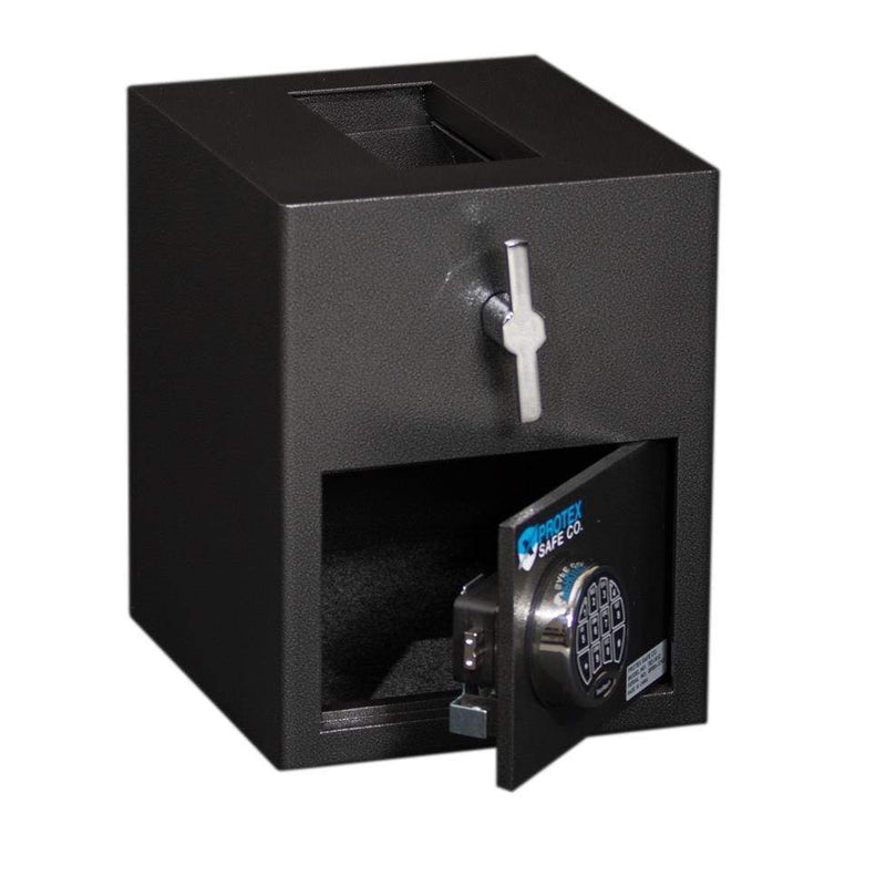 Protex Safes Deposit Safe Protex Depository Safe - RD-1612 - B-Rated Drop Safe with SecuRam electronic lock RD-1612