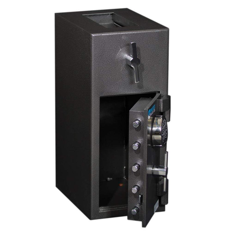 Protex Safes Deposit Safe Protex Depository Safe - RD-2410 - B-Rated Drop Safe with SecuRam electronic lock RD-2410