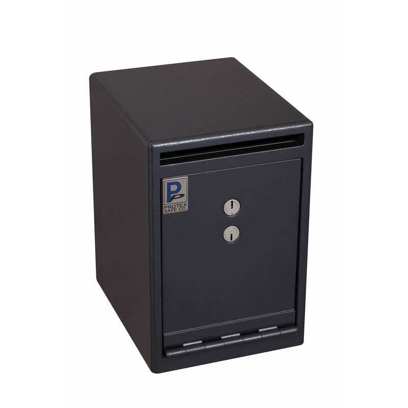 Protex Safes Drop Safe Protex TC-03K Black Drop Safe Box - B-Rated Drop Safe TC-03K-Black