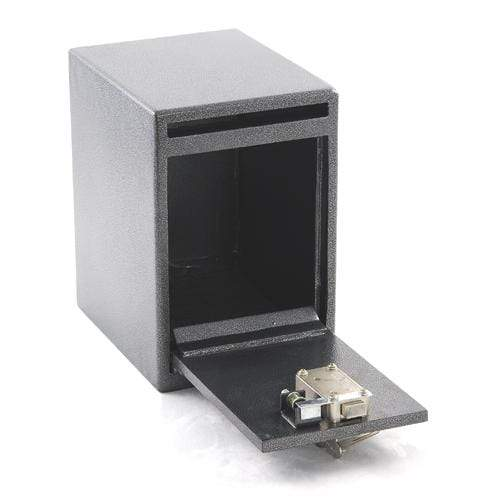 Protex Safes Drop Safe Protex TC-03K Grey Drop Safe Box - B-Rated Drop Safe TC-03K