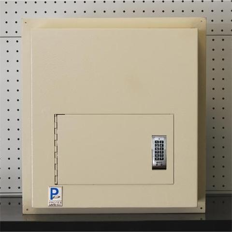 Protex Safes Drop Safe Protex WDD-180E with Electronic Lock, Drop Safe Box - B-Rated Drop Safe WDD-180E