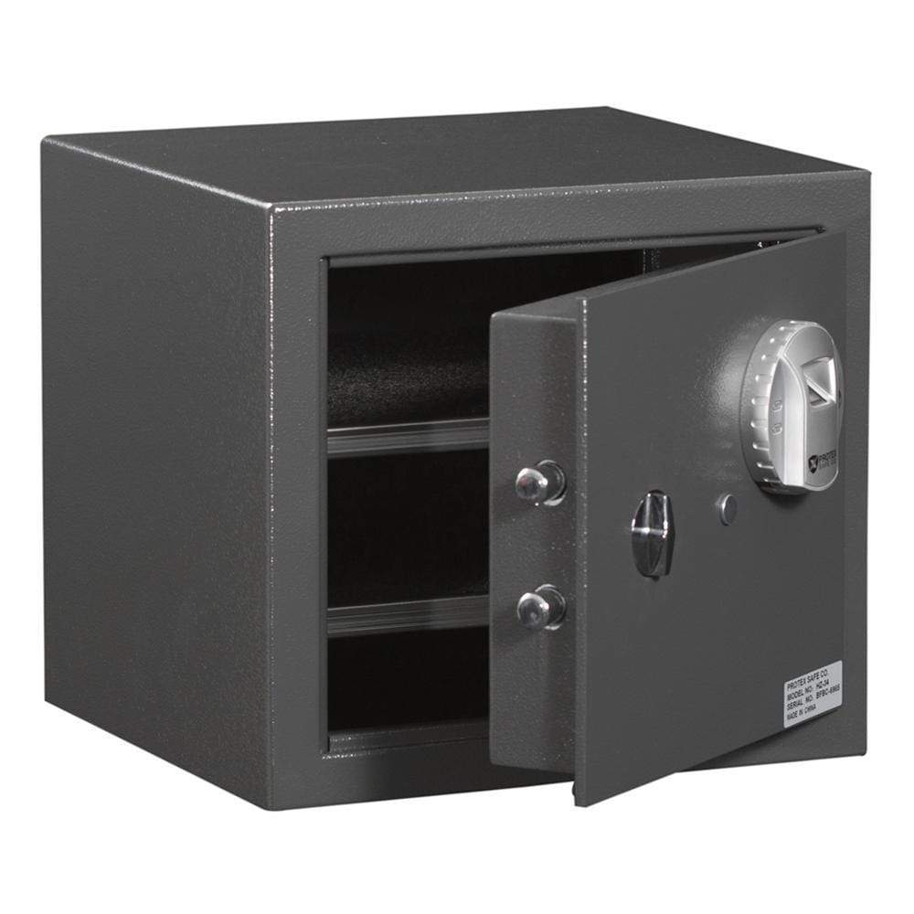 Protex Safes Home Safe Protex Burglary Safe - HZ-34 - Home and Business Biometric Fireproof Safe HZ-34