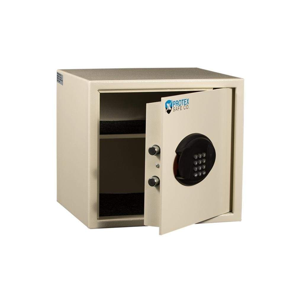 Protex Safes Hotel Safe Protex Hotel, Personal and Home Safe - BG-34 with Electronic keypad for easy programming BG-34