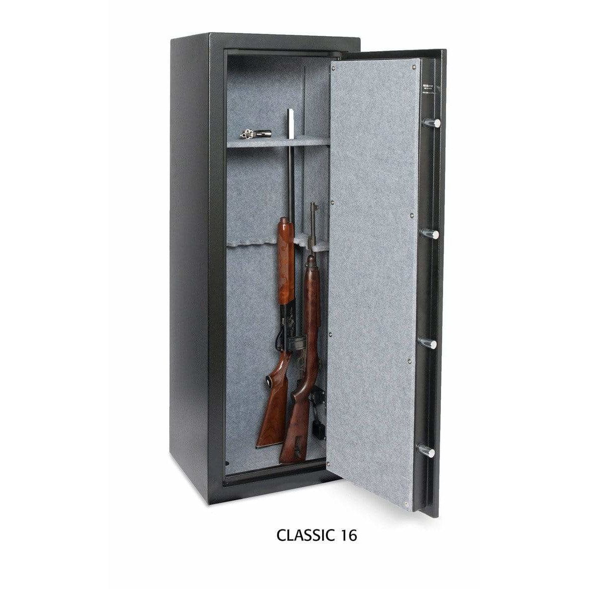 Socal Safe Gun Safe Socal Safes - International Fortress Classic 16 Series Gun Safe C16