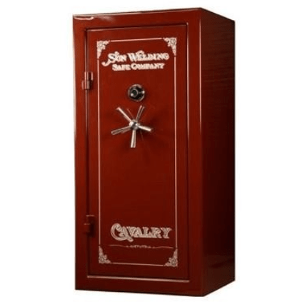"Sun Welding Safes Gun Safe Sun Welding Cavalry Series Safe - C-36 60"" H x 36"" W x 28"" D - Custom Gun Safe C-36"