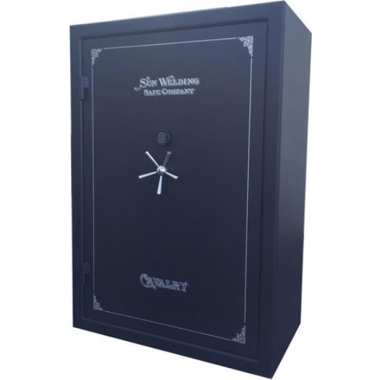 "Sun Welding Safes Gun Safe Sun Welding Cavalry Series Safe - C-4028T 72"" H x 40"" W x 28"" D - Custom Gun Safe C-4028T"