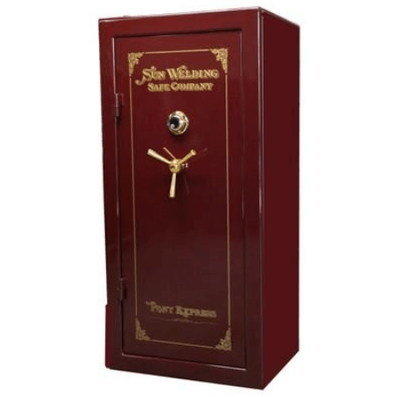 "Sun Welding Safes Gun Safe Sun Welding Pony Express Series Safe - P-34 60"" H x 30"" W x 24"" D - Custom Gun Safe P-34"