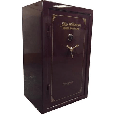 "Sun Welding Safes Gun Safe Sun Welding Pony Express Series Safe - P-36 60"" H x 36"" W x 28"" D - Custom Gun Safe P-36"