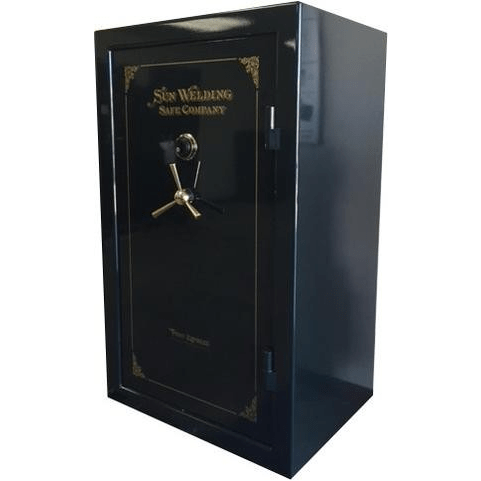 "Sun Welding Safes Gun Safe Sun Welding Pony Express Series Safe - P-36T 72"" H x 36"" W x 28"" D - Custom Gun Safe P-36T"