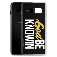 "Load image into Gallery viewer, ""God Be Knowin"" Samsung Case"