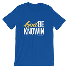 "Load image into Gallery viewer, ""God Be Knowin"" Tee (Multiple Colors)"