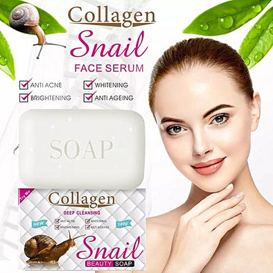 PACK COLLAGENE D'ESCARGOT SERUM + SAVON