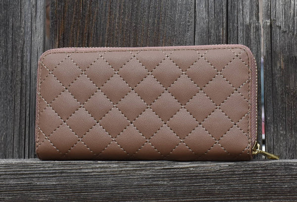 Katey Quilted Wallet