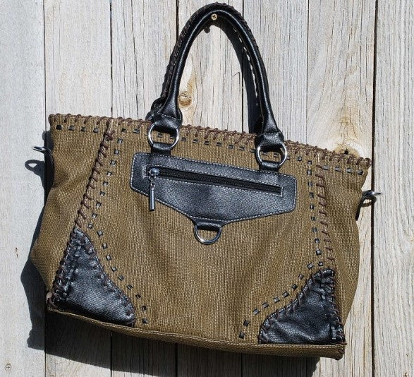 Nelson Zip Tote