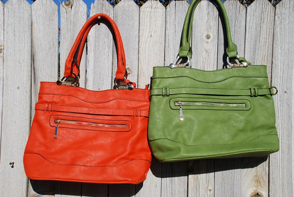 Bright Colored Shoulderbag