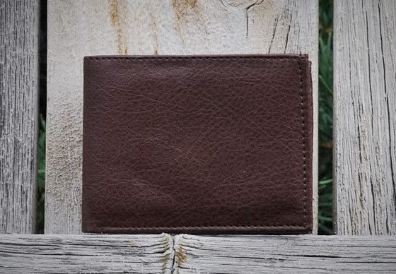 Dark Brown Bi-fold