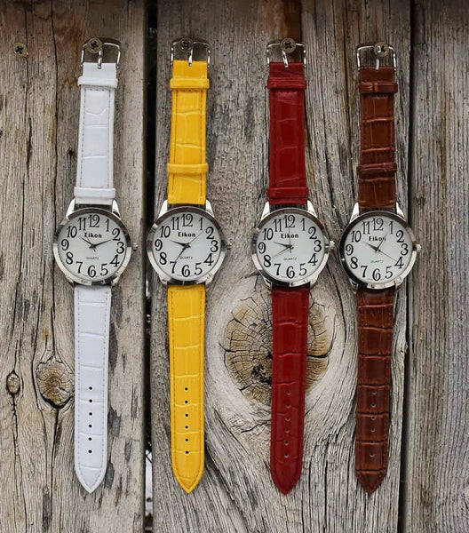Bright Colored Watches