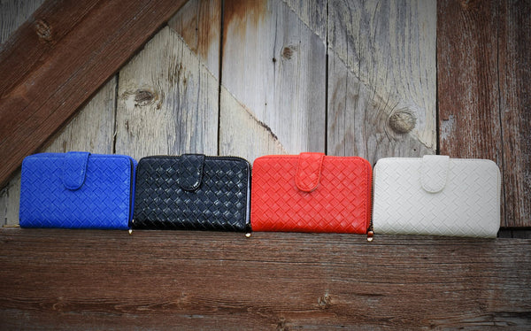 Francis Weave Wallet