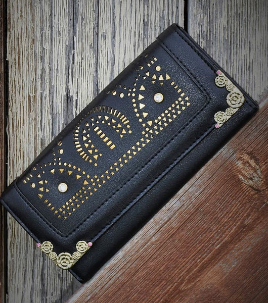 Stucky Bling Wallet