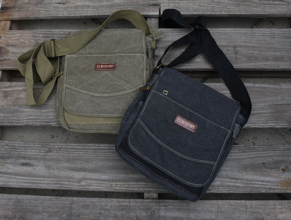Canvas Eurosport Man Bag