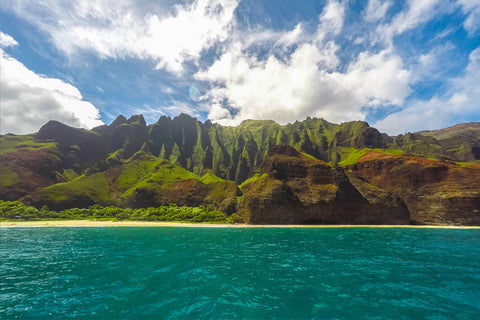 "Explore: Kauai, ""The Garden Isle"""
