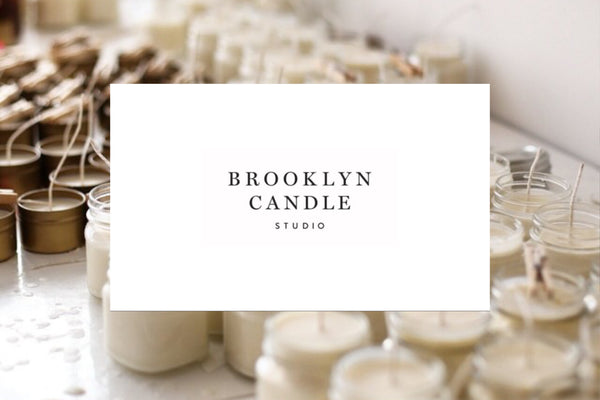 Brand | Brooklyn Candle Studio