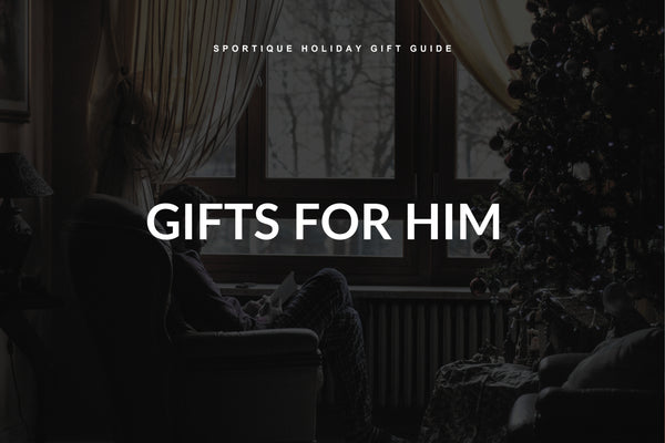 Holiday Gift Guide 2019 | Christmas Gifts for Him