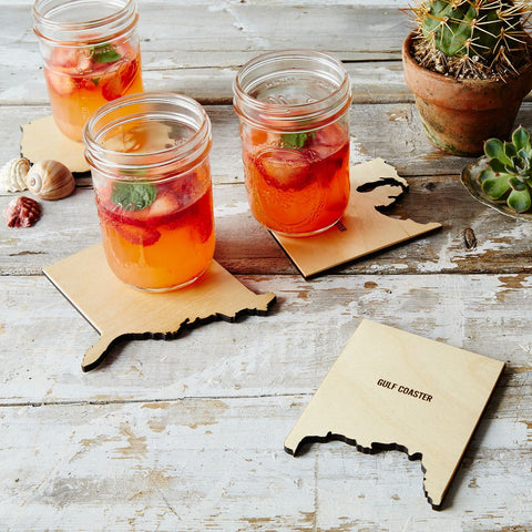 Reed Wilson Design Coasters on Sportique