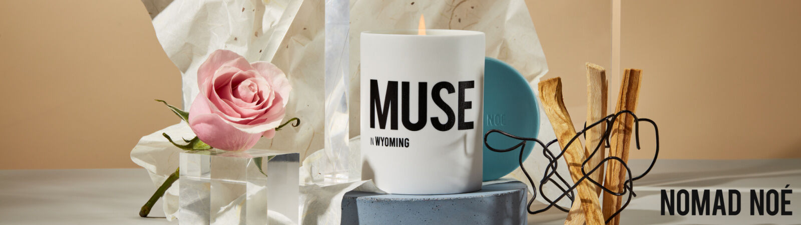 Nomad Noe Muse in Wyoming Scented Candle