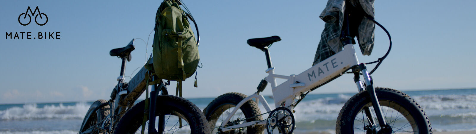 MATE eBikes and Electric Bicycles available at Sportique.com