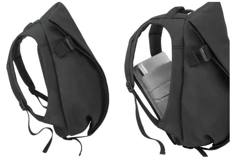 Cote & Ciel Large Isar Backpack in Black