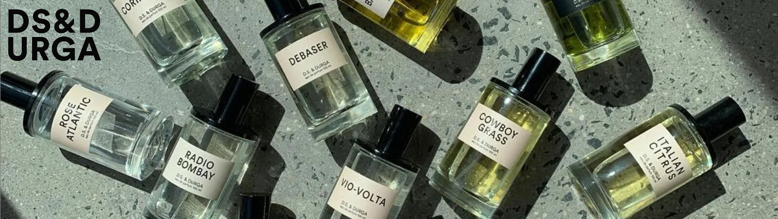 DS and Durga Aromatic Perfumes, available at Sportique.com