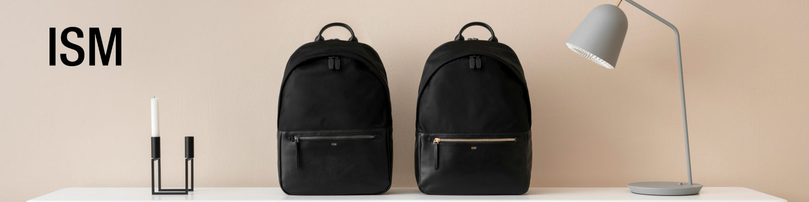 ISM Backpacks available online at Sportique.