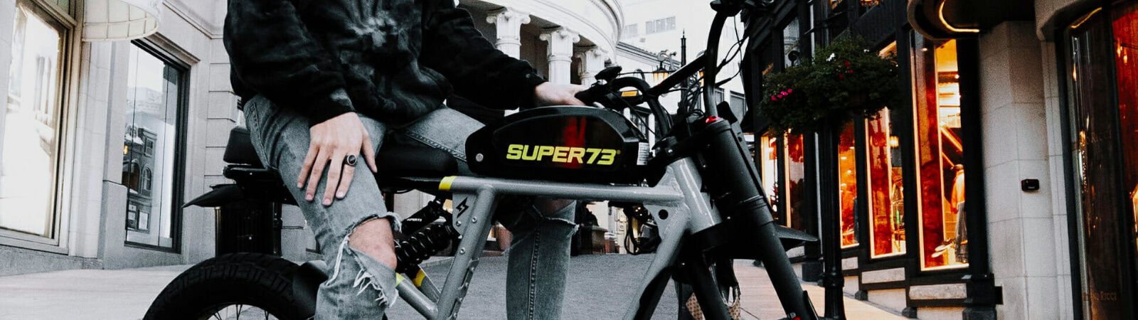 Super73 R Series Electric Motorbikes available at Sportique.com