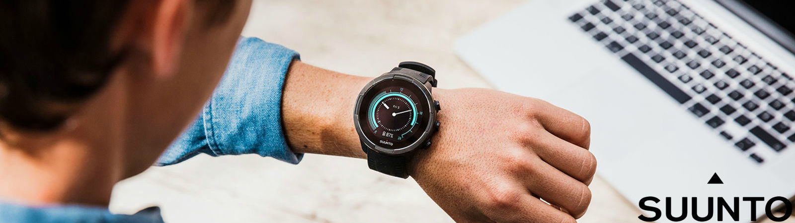 Suunto 9 Smartwatch available here at Sportique.com