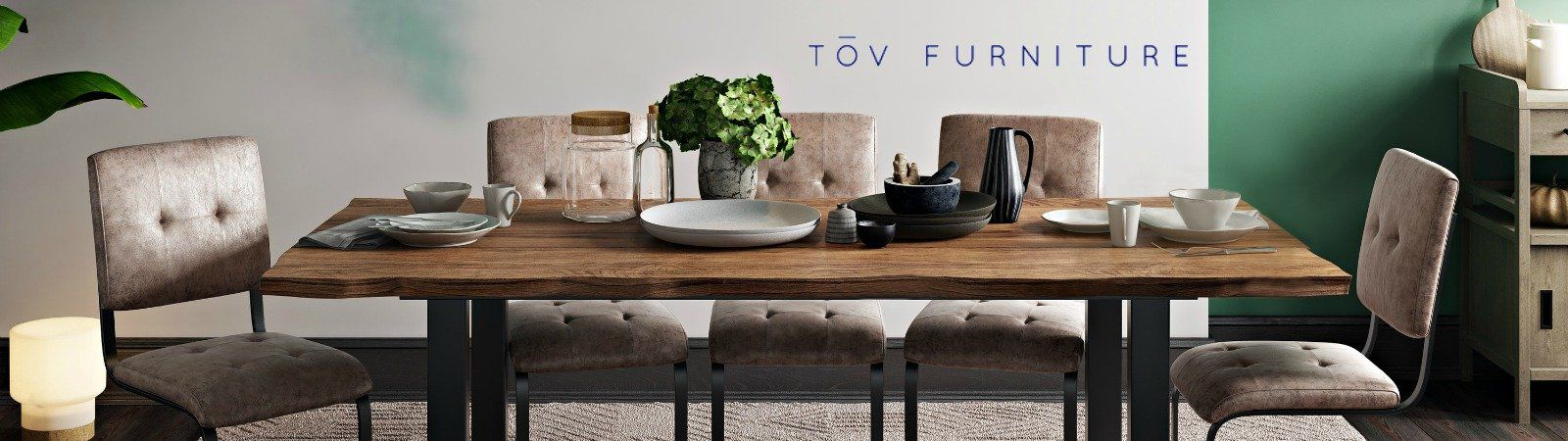TOV Furniture is modern and stylish, available to buy online at Sportique.