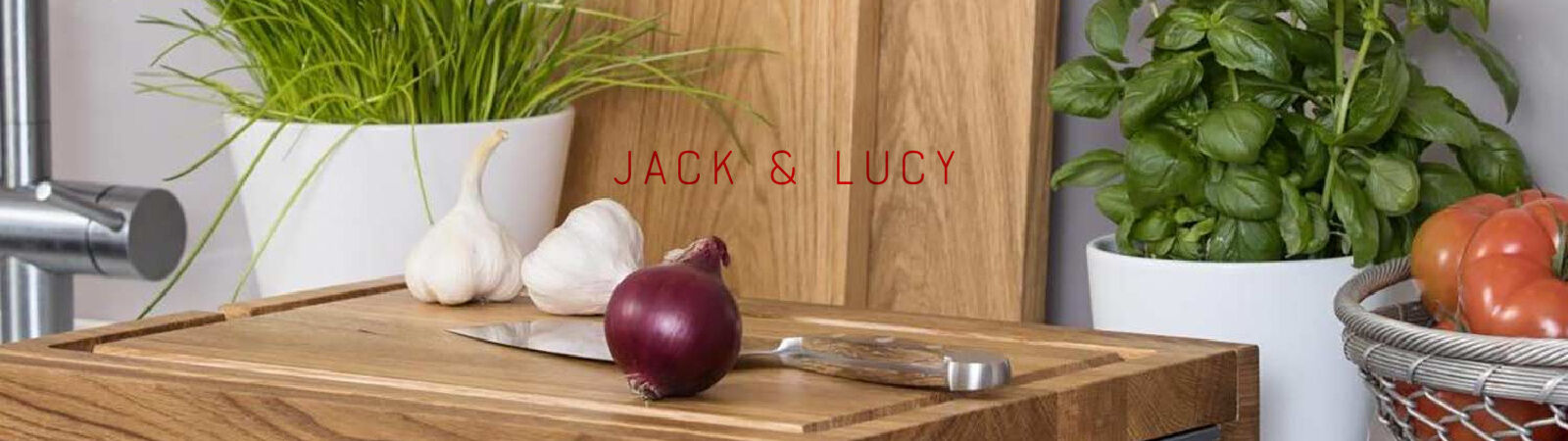 Jack & Lucy Wooden Cutting Boards & Work Stations available at Sportique.com