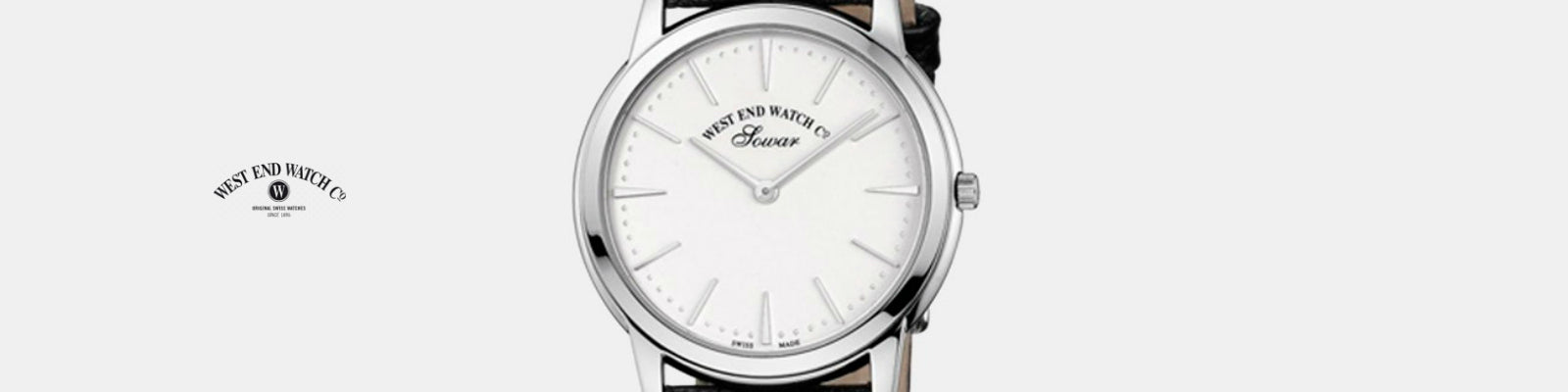 West End Watch Co. Is Now Available