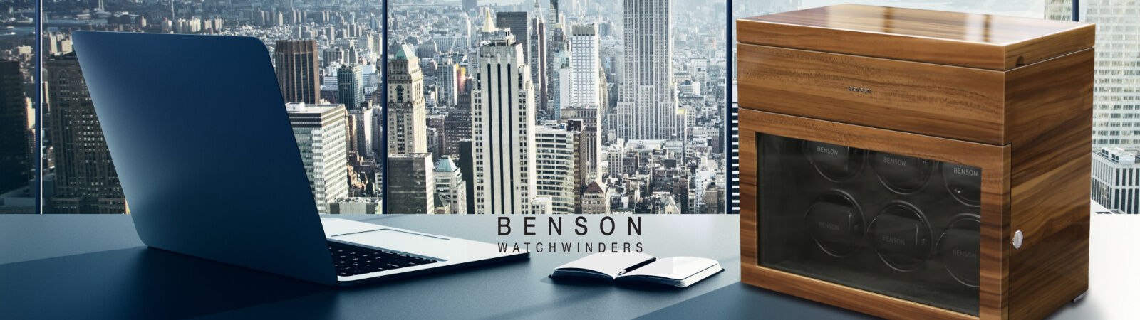 Benson Watch Winders available at sportique.com
