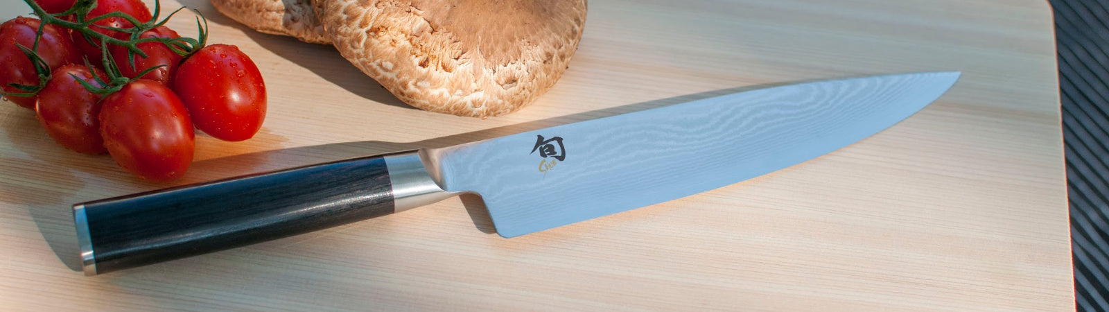 Shun fine Japanese cutlery available at Sportique.com