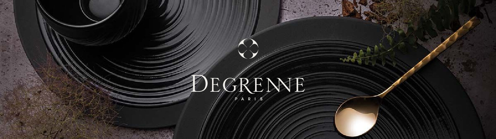 Degrenne French Kitchenware and Tableware available at Sportique.com