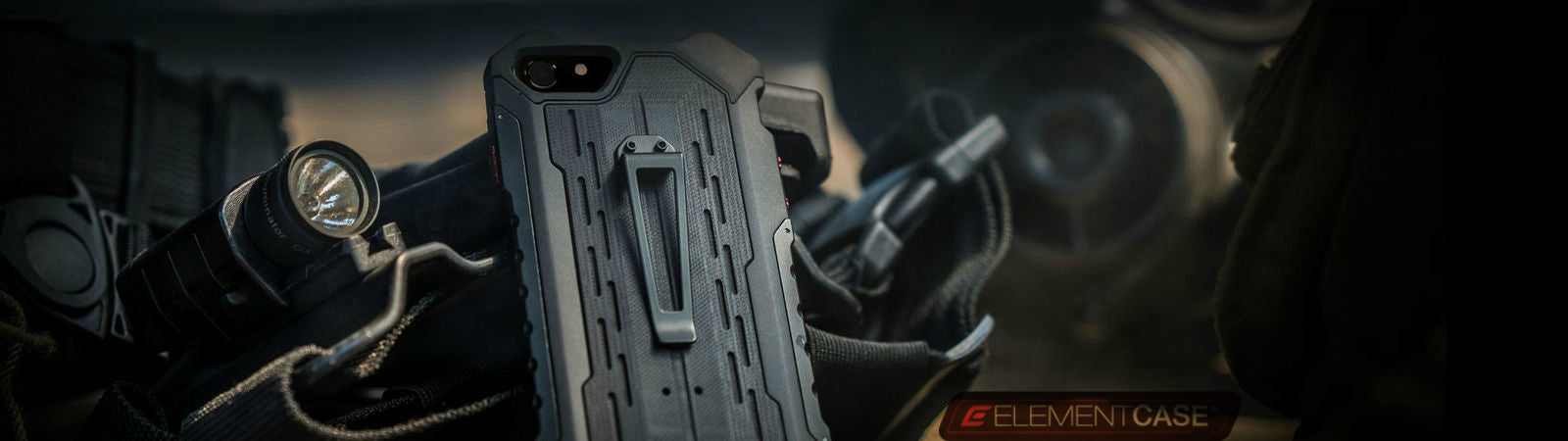 The Black Ops iPhone Case from Element Case