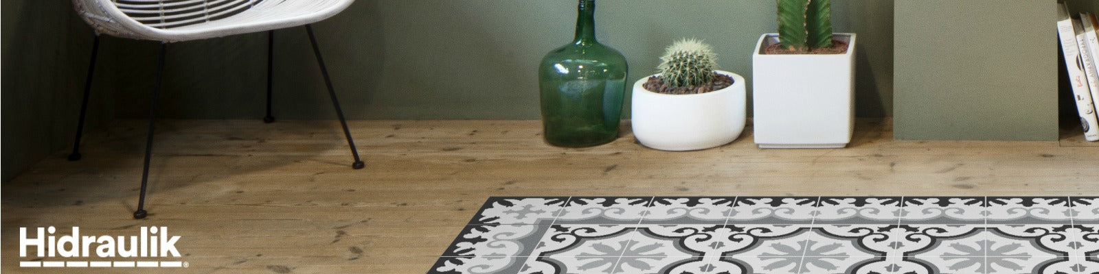 Hidraulik placemats and rugs available online at Sportique.