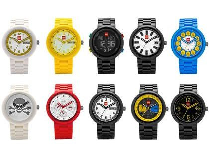All Lego Adult Watch Styles