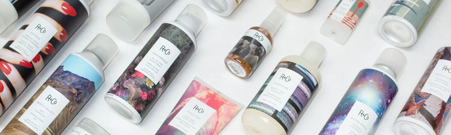 R+Co Hair Care | Shampoos, Conditioners, Styling Products & More