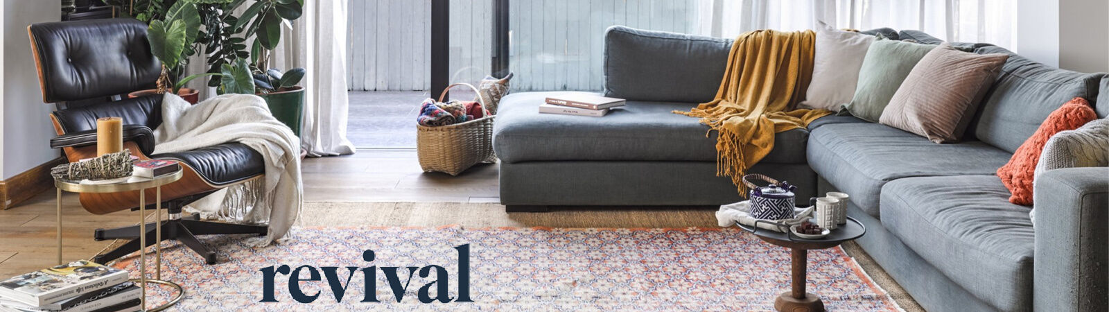 Revival Rugs - Handmade, One of a Kind Rugs and Carpets