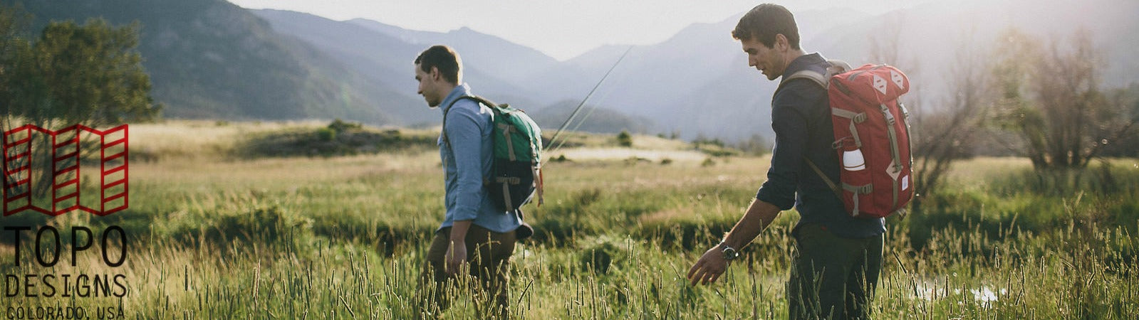 Exploring the Wild with Topo Designs
